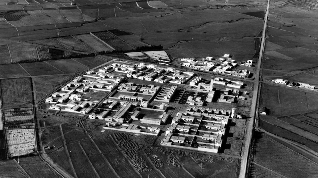 Campo Hermoso, Almería 1958