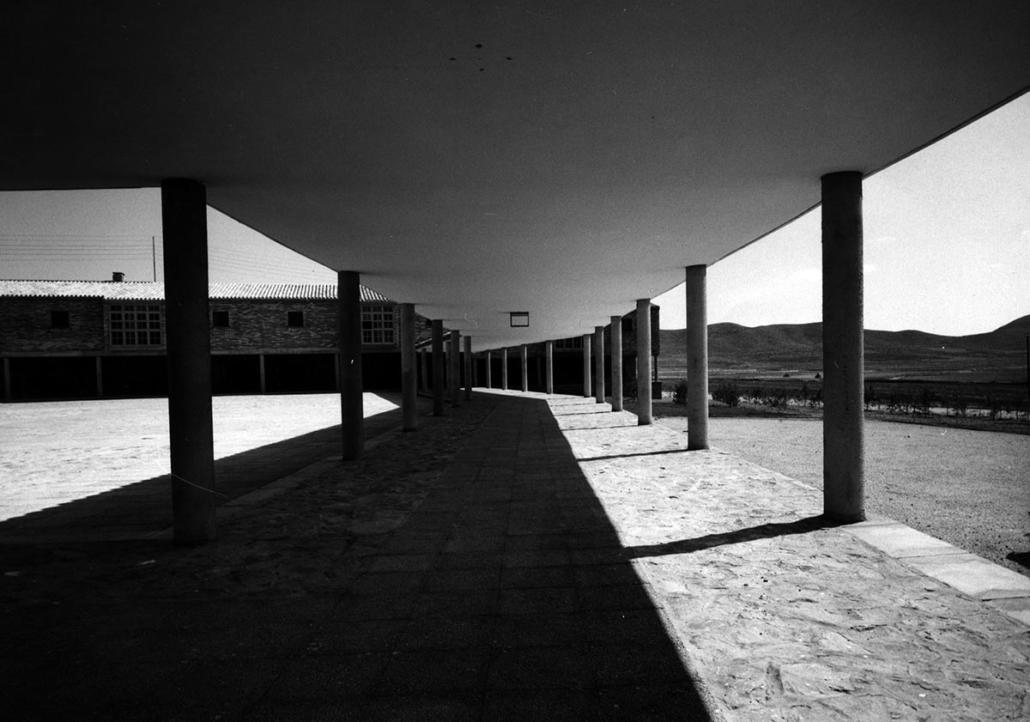 Cañada de Agra, Hellín, Albacete 1962