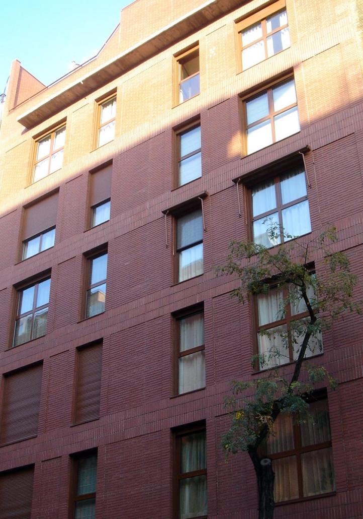 Edificio de viviendas en la calle Castelló nº60. Madrid
