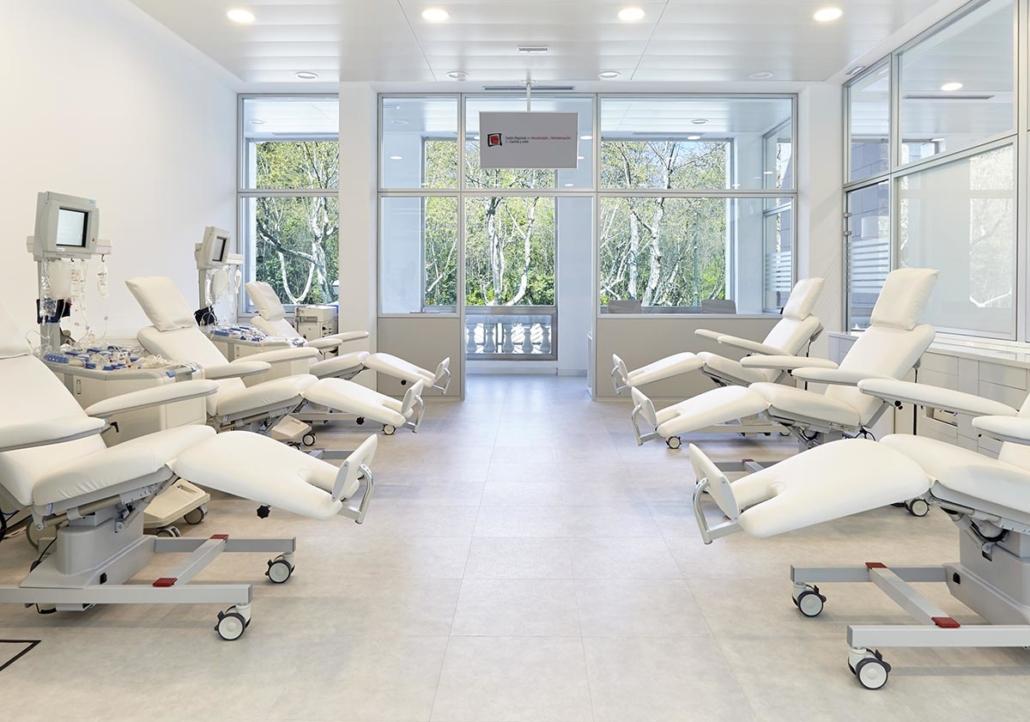 Centro de hemoterapia y hemodonación de Castilla y León. Valladolid