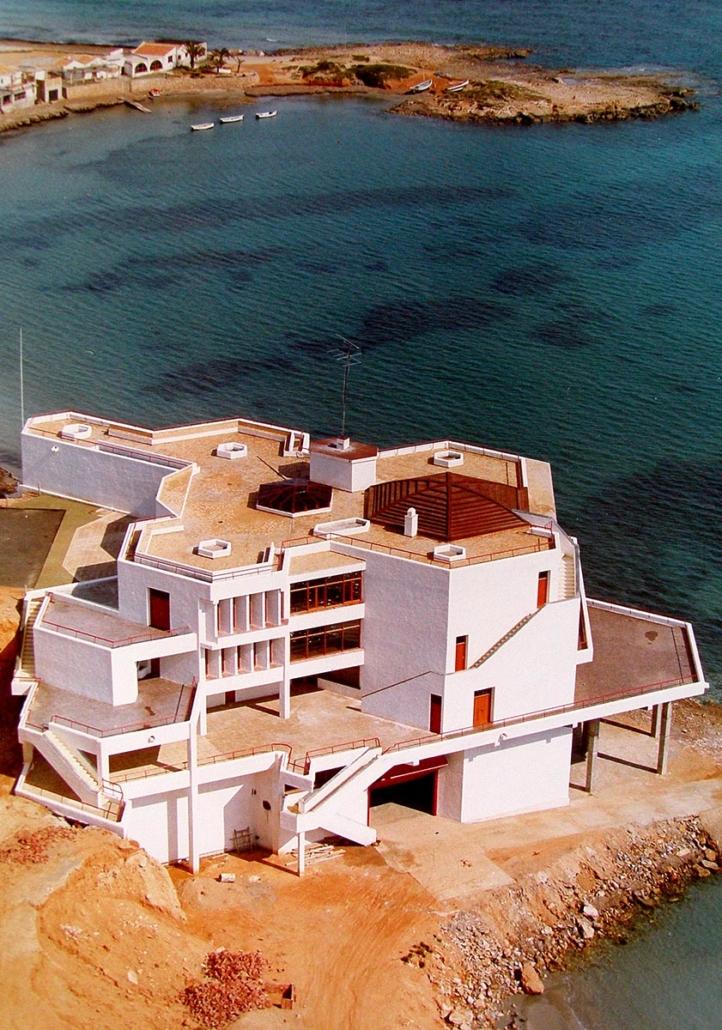 Club Naútico de Campoamor. Alicante