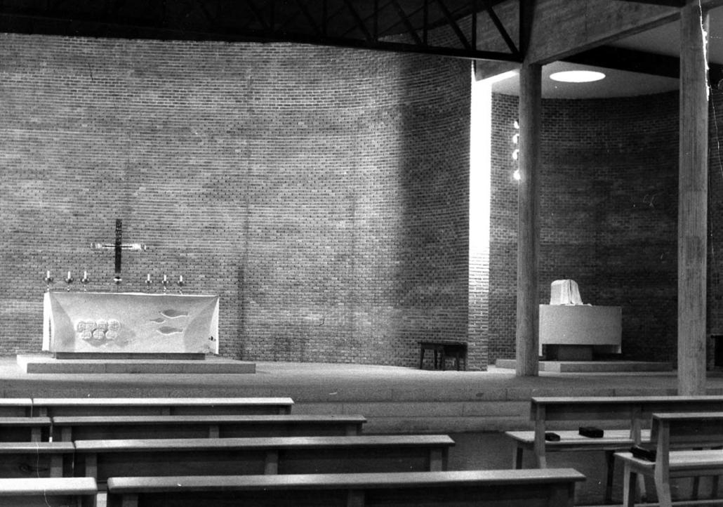 Colegio mayor teológico hispano-americano y capilla de Santiago. Madrid