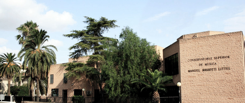 Conservatorio Superior de Música. Murcia.