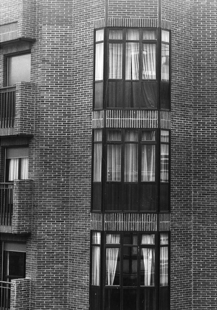 Edificio de viviendas en Don Ramón de la Cruz. Madrid