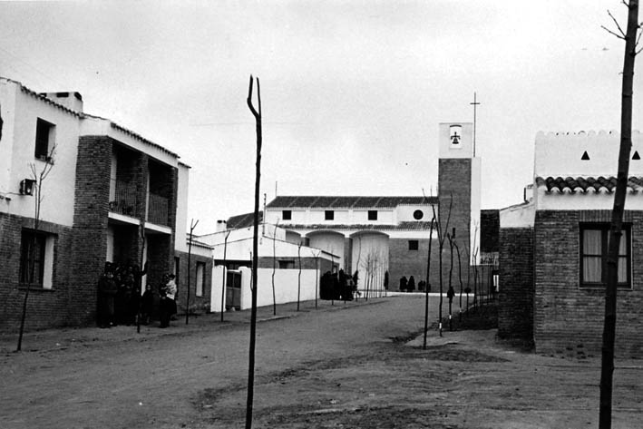 Belvis del Jarama, Madrid 1951