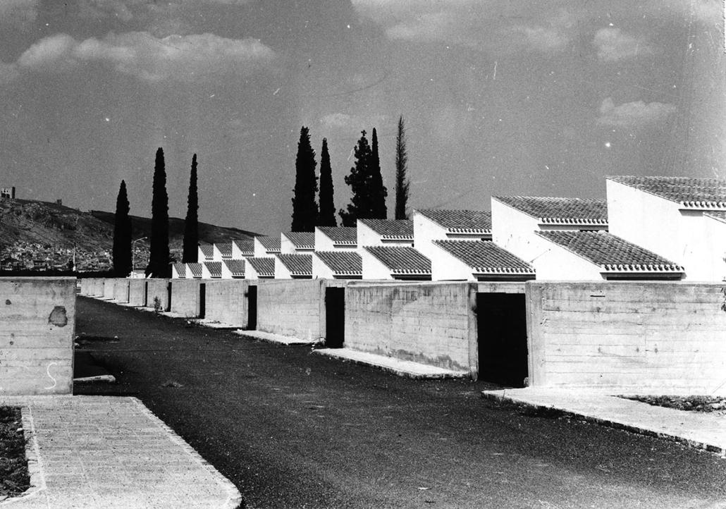 Barrio de la Estacada, Jumilla, Murcia 1969