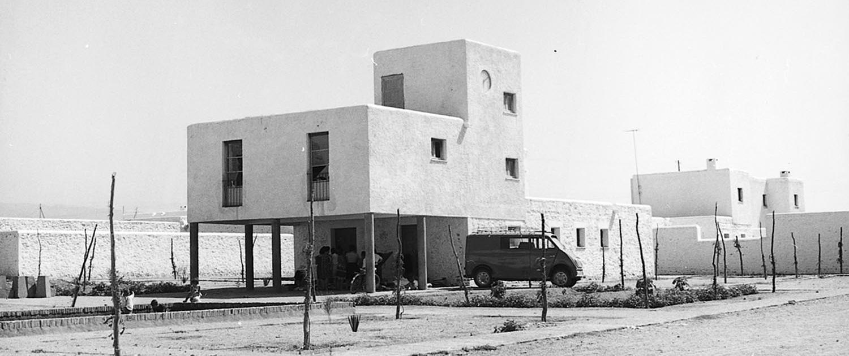 Las Marinas, Almería 1958
