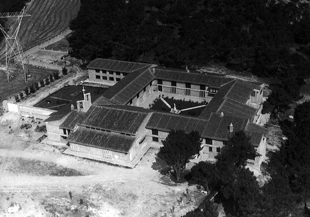 Monasterio Cisterciense de la Trapa. Arévalo. Ávila
