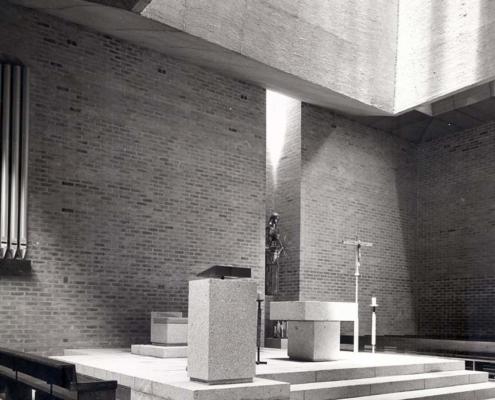Iglesia de Nuestra Señora de la Luz. Madrid