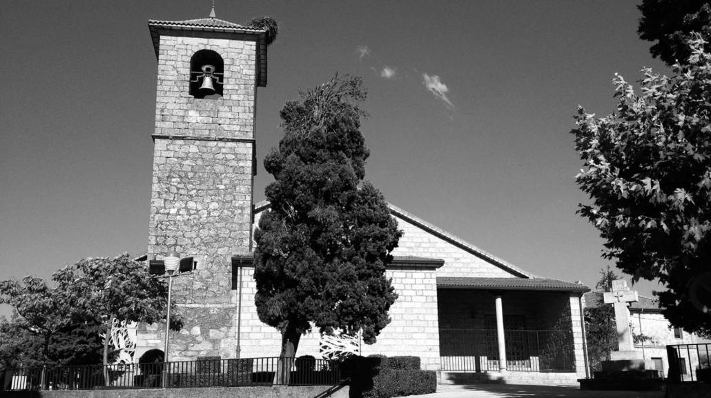 Reforma de las Parroquias de Navalosa y de Sotillo de la Adrada. Ávila.