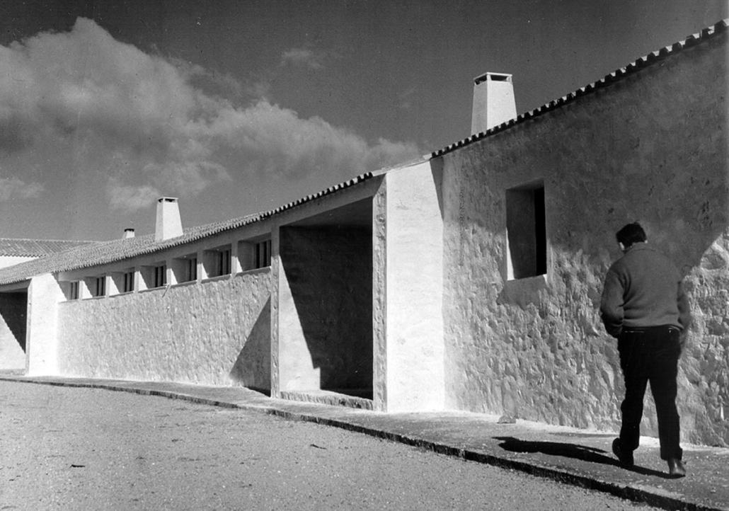 Villalba de Calatrava, Ciudad Real. 1955