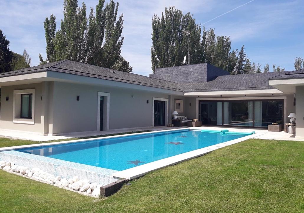 Ampliación, reforma y redistribución de vivienda unifamiliar. Somosaguas, Pozuelo de Alarcón. Madrid