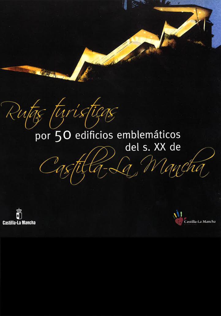 50 RUTAS TURÍSTICAS CAST-LA MANCHA