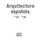 ARQUITECTURA ESPAÑOLA AÑOS 50-80