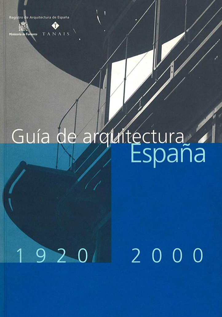 GUÍA DE ARQUITECTURA DE ESPAÑA 1920 2000